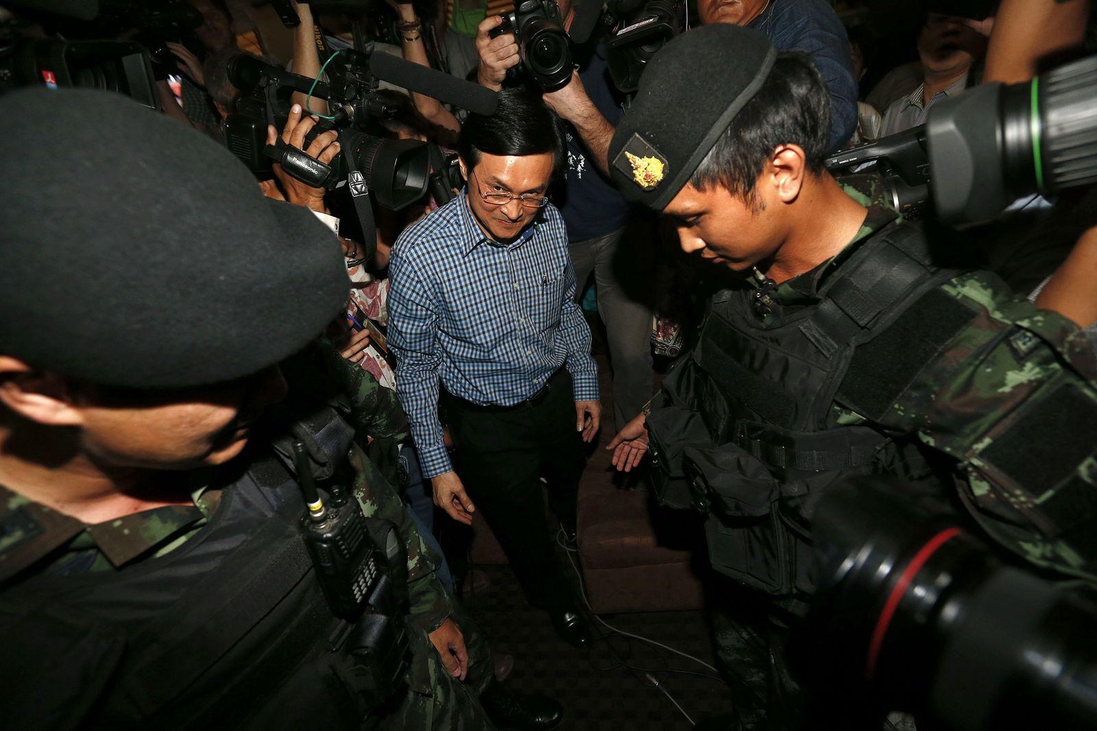 thailand festnahme