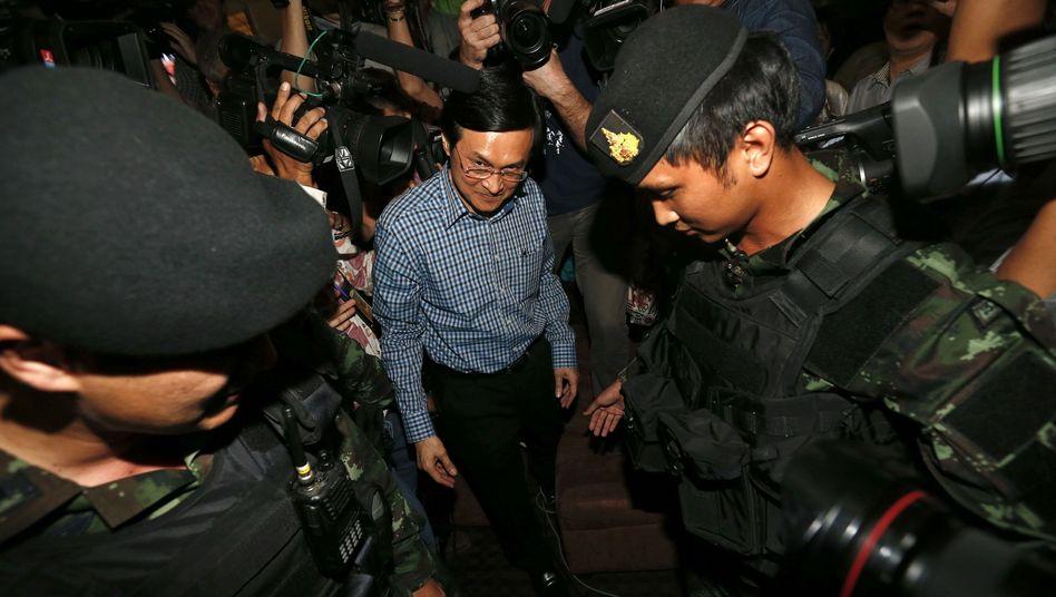 Ex-Minister Chaisang: Zwischenfall im Presseclub