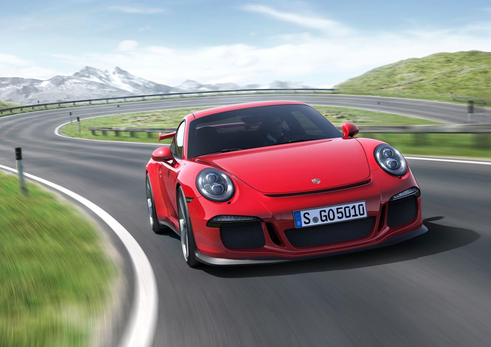 2013 / Porsche 911 GT3