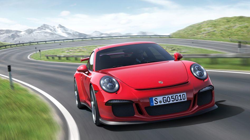 911 GT3: Zwei Porsche fingen plötzlich Feuer