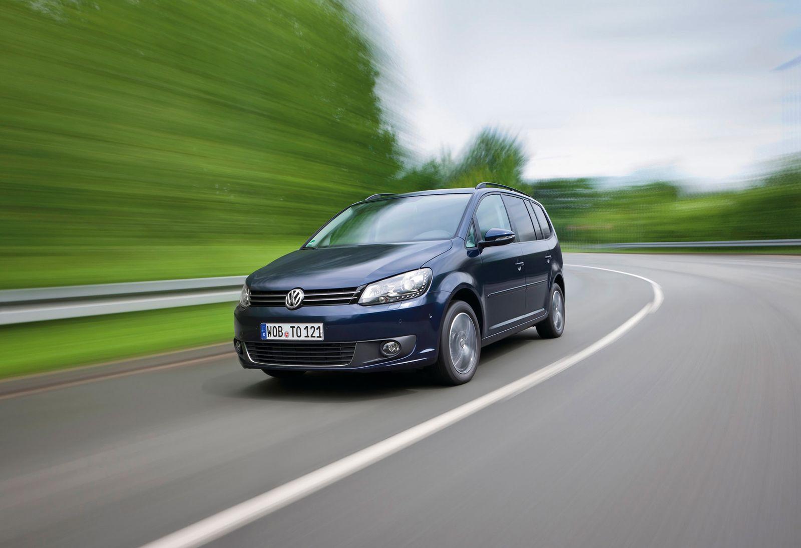 2010 / VW Touran TSI EcoFuel
