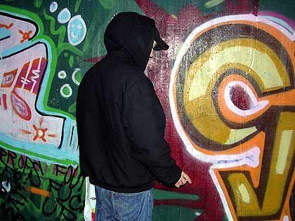 Graffitikünstler Noja: Privates Eigentum wird meist respektiert