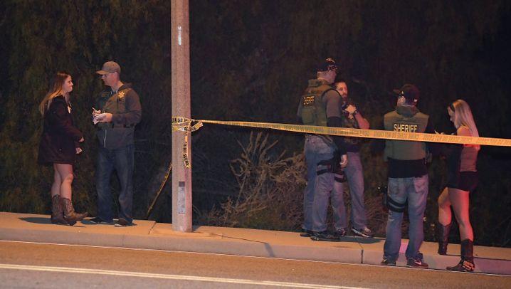 Angriff in Bar: Tatort Thousand Oaks
