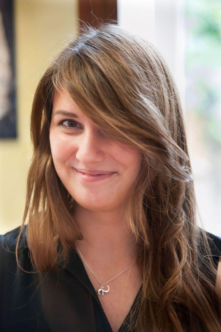Jasmina Wiemann: Die Farbstudie war ihre Bachelor-Arbeit, inzwischen ist sie unterwegs in Richtung Promotion