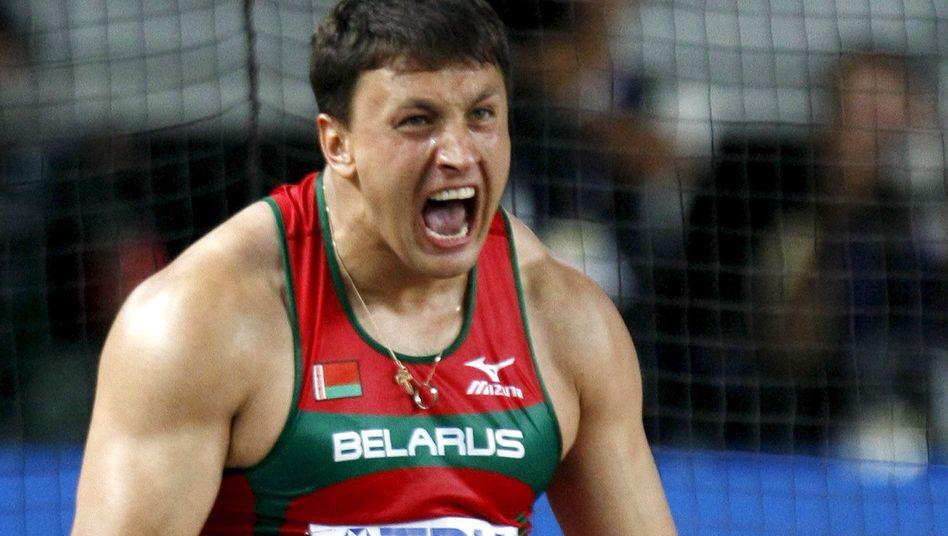 Iwan Tichon, hier 2007 bei den Weltmeisterschaften