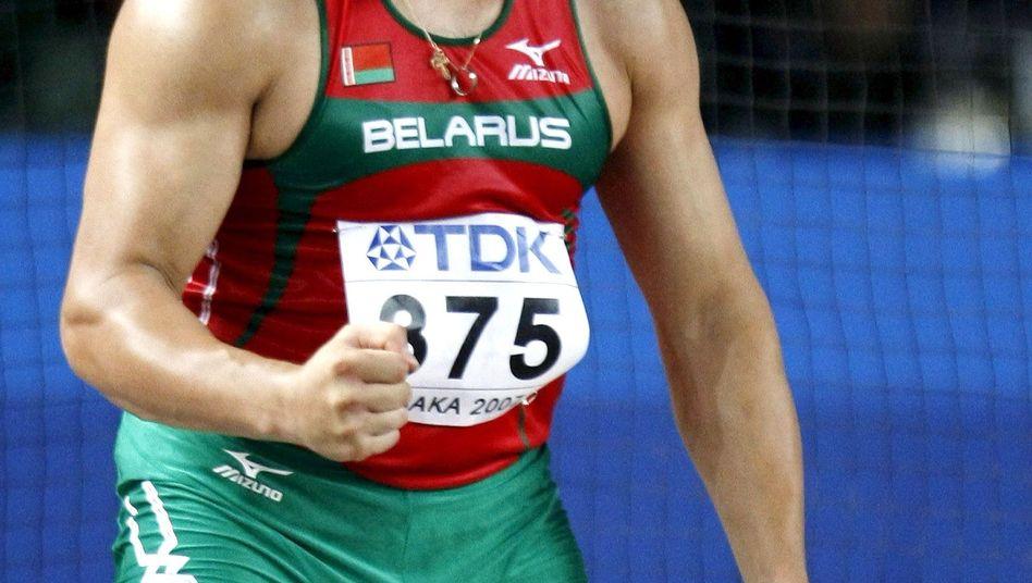 Hammerwerfer Tichon (Archivbild): Unter Dopingverdacht