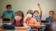 Mehr als 300.000 Schulkinder sitzen in Corona-Quarantäne