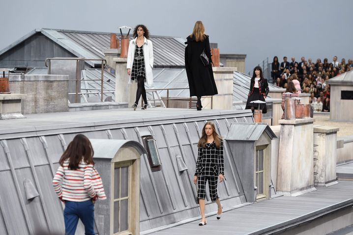 Die Pret-à-Porter-Show von Chanel 2019