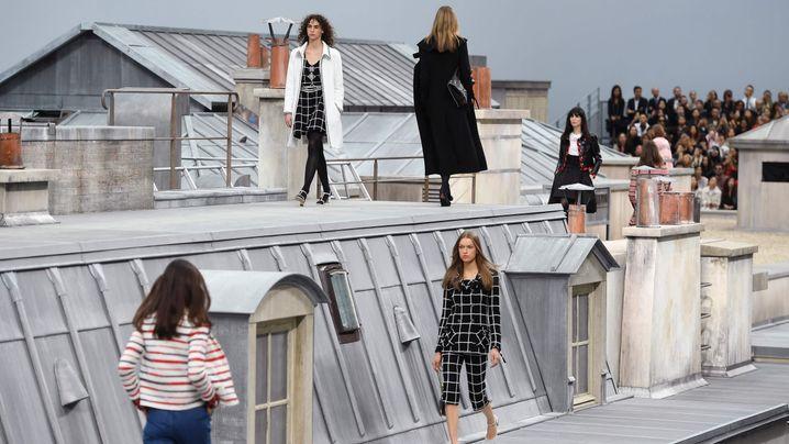 Chanel und Alexander McQueen: Tristesse und Schwarmintelligenz