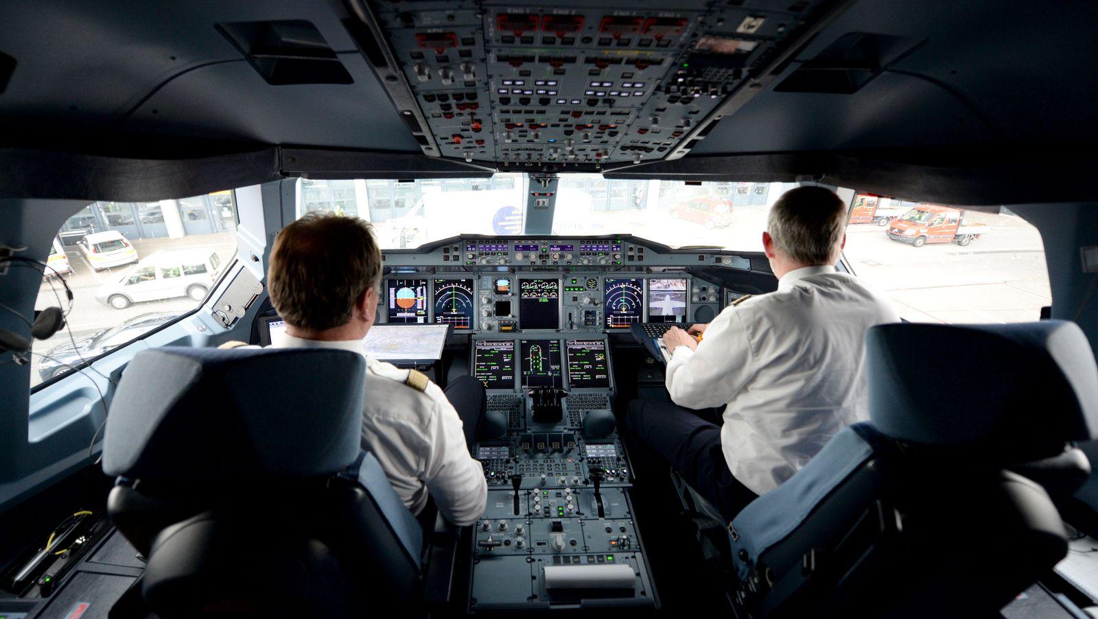 Piloten / Cockpit