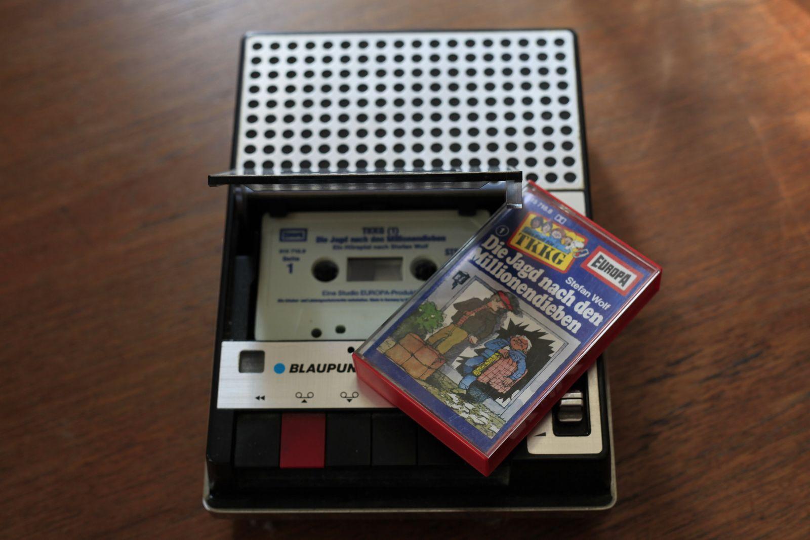 40 Jahre «TKKG»-Hörspiele