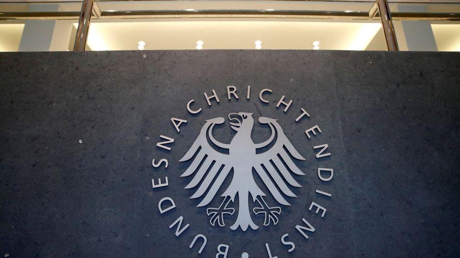 Zentrale des Bundesnachrichtendienstes (BND) in Berlin: Wechselte ein deutscher Politologe heimlich die Seiten?