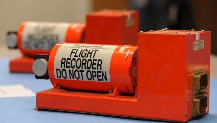 Todesflug AF 447: Absturz über dem Atlantik