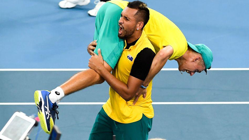 Nick Kyrgios vor den Australian Open: Der Bad Boy, der keiner mehr sein will