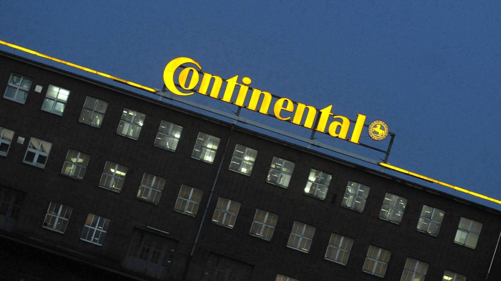 NICHT VERWENDEN Continental schreibt im zweiten Quartal operativ schwarze Zahlen