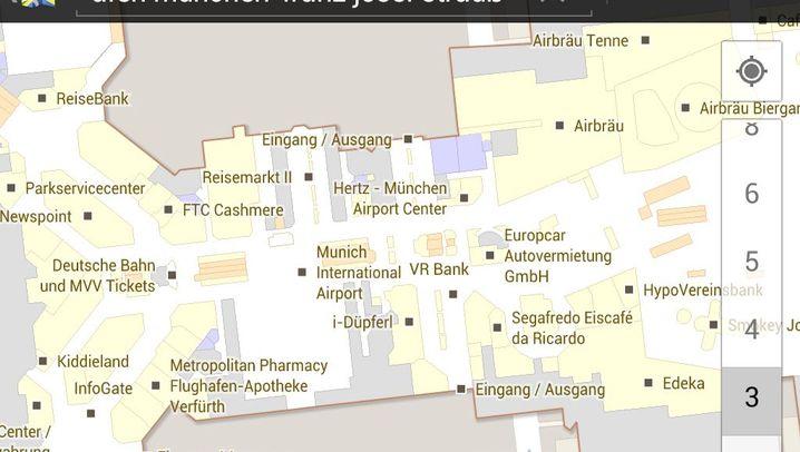 Indoor Maps für Deutschland: Mit Google in den Innenraum