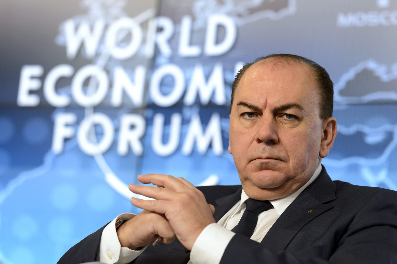 World Economic Forum in Davos Axel Weber