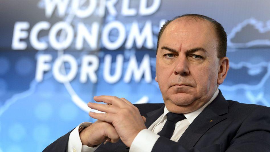 """UBS-Chef Weber: """"Das Verhalten war inakzeptabel"""""""
