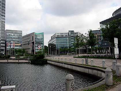 Kölner MediaPark: Ein Fall für den Geisterjäger