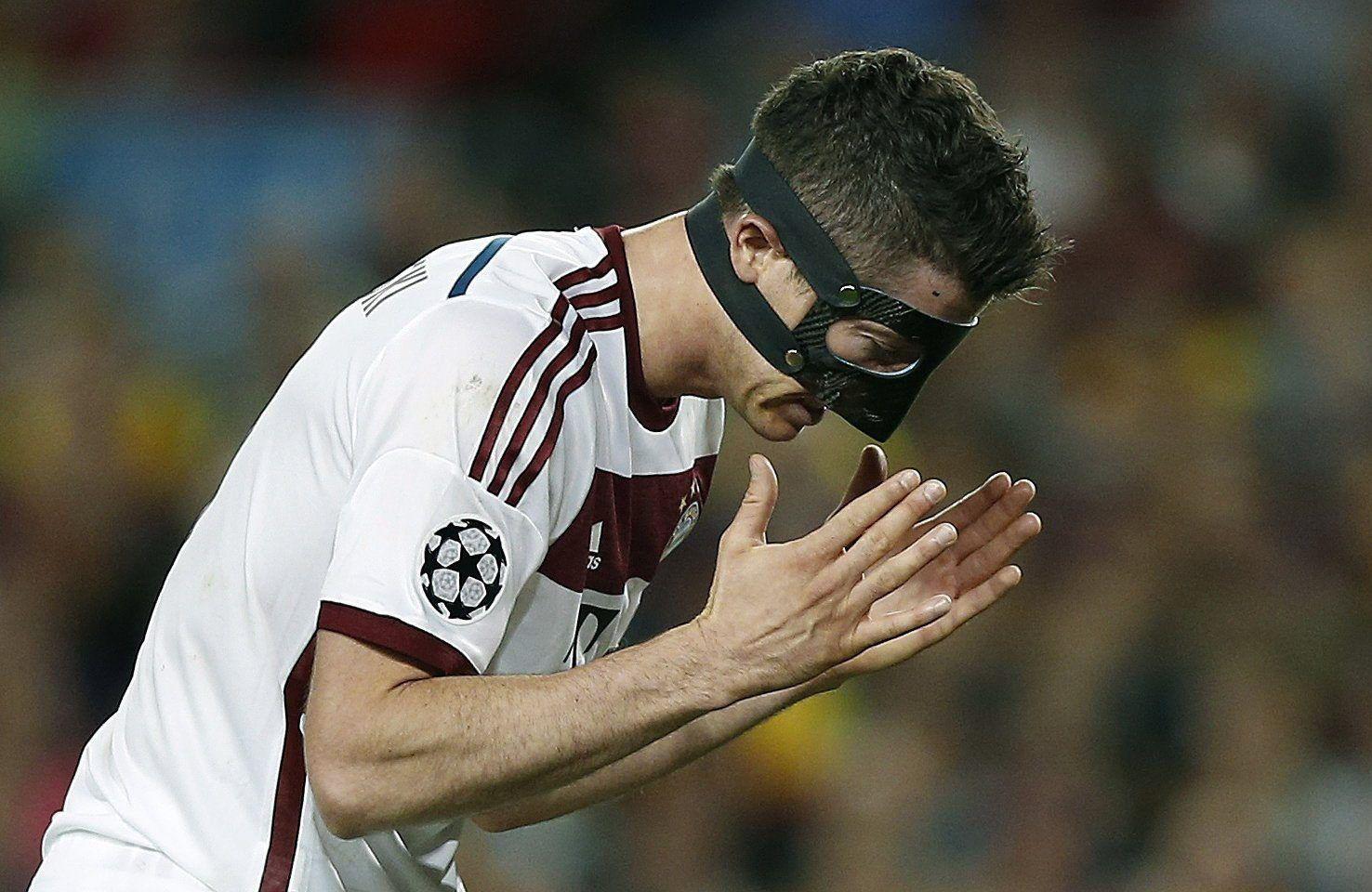 FC Bayern Lewandowski