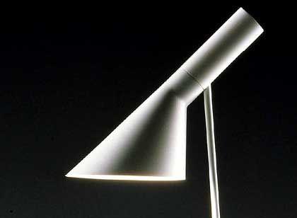 Lichtdesign: AJ Lampe (1958)