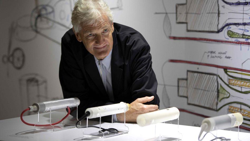 """Britischer Erfinder und Designer James Dyson: """"Fantastisches Elektroauto entwickelt"""""""