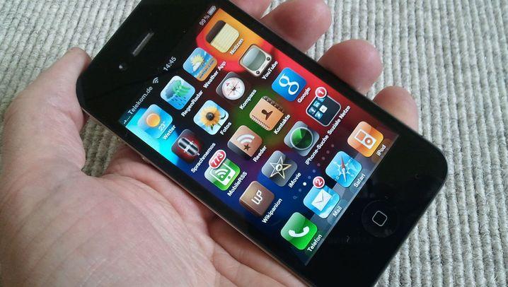 iPhone 4: Das Handy mit dem Mega-Bildschirm