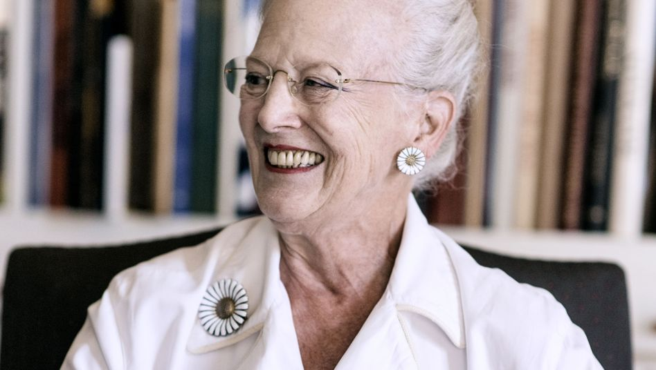 "Queen Margrethe II of Denmark: ""There are indeed ways for a queen to say what she thinks."""