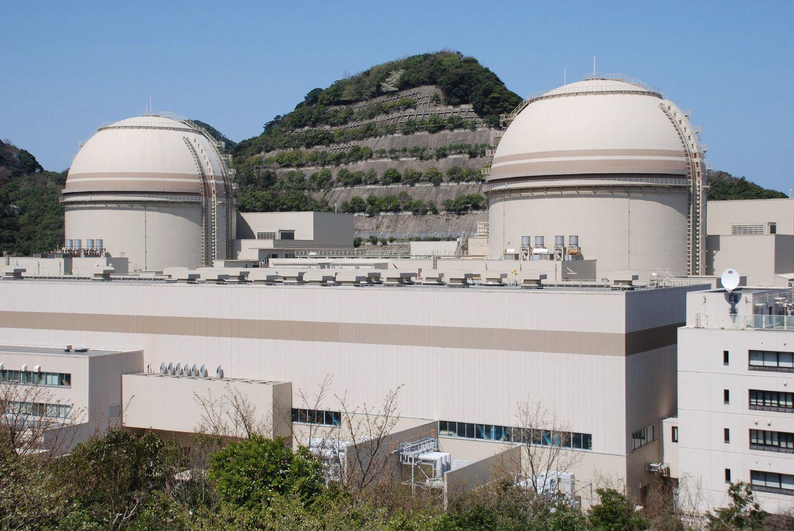 Ohi Reaktoren Kansai