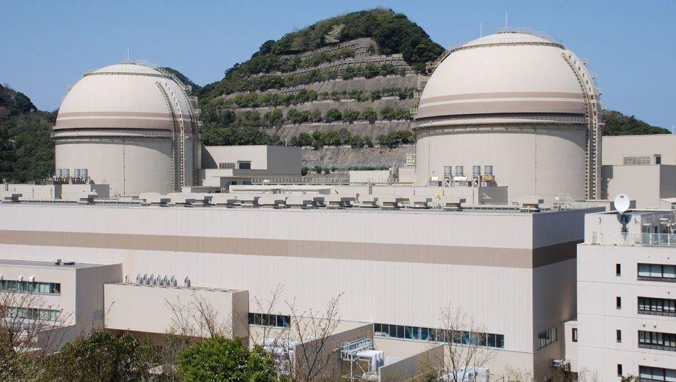 AKW-Komplex Ohi (Archivbild): Reaktor 3 und 4 könnten bald wieder in Betrieb sein.