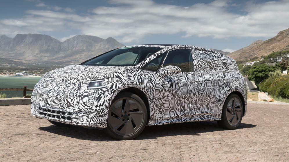 Volkswagen ID: Erste Testfahrt in Südafrika