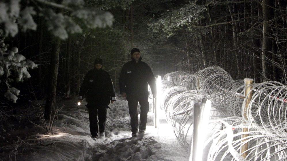Castor-Transport: Atommüll unterwegs an die Ostsee