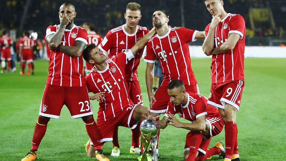 FC Bayern 2017/2018: Dominant ist anders
