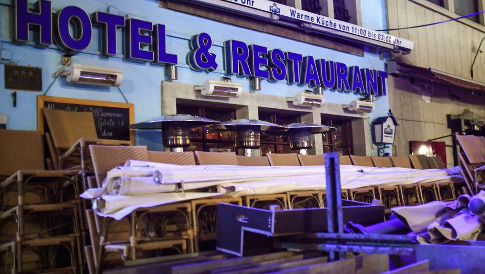 Geschlossenes Hotel mit Restaurant in Köln: »Die Situation unserer Branche ist sehr dramatisch«
