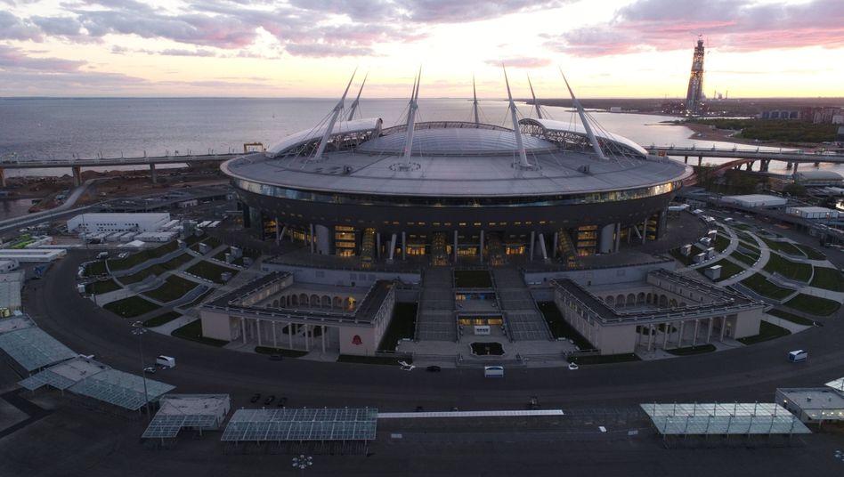Stadion von Sankt Petersburg