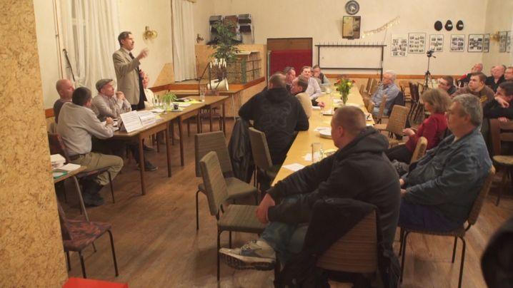 """Püschel tritt als """"Co-Referent"""" in Naumburg auf"""