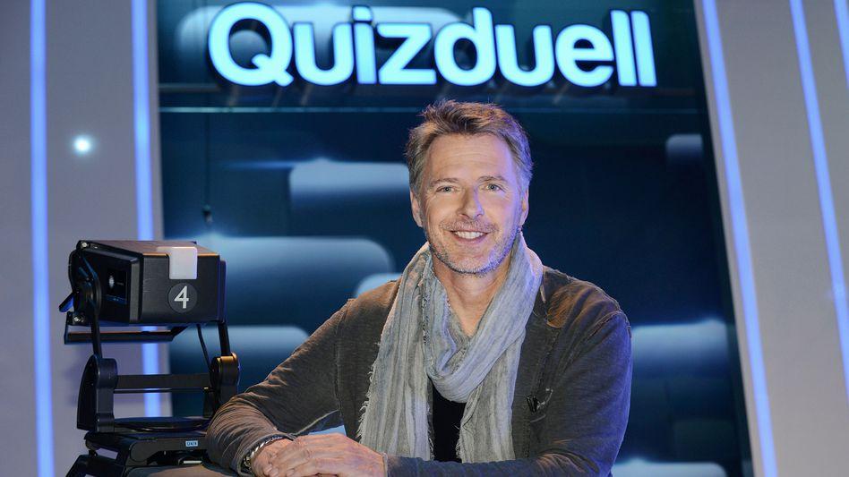 """Quizduell-Moderator Jörg Pilawa: """"Glückwunsch an die Hacker"""""""