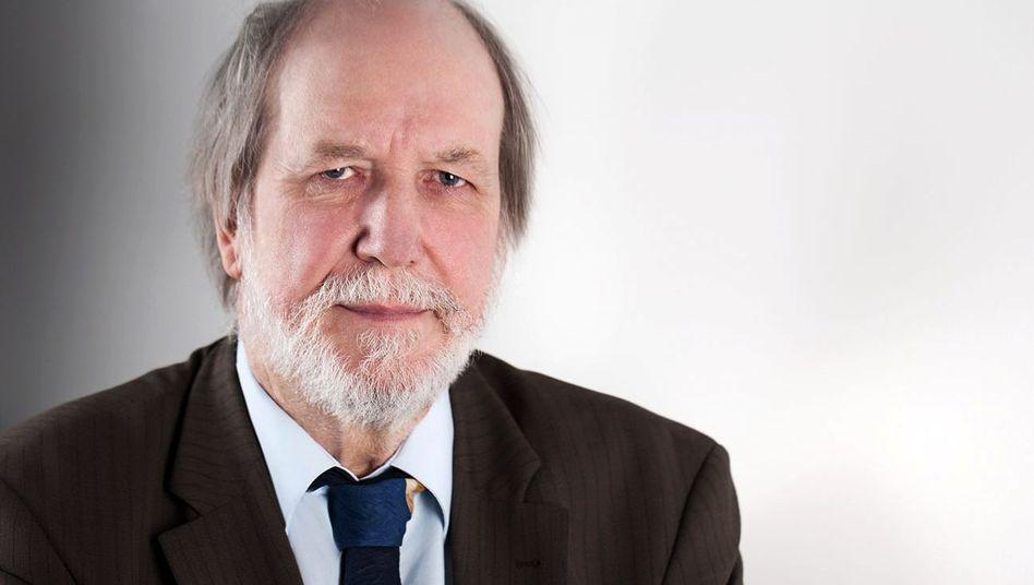 Heinz Georg von Wensiersky: Stand mit 43 auf der Straße