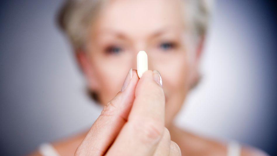 Gleich schwindet der Schmerz: Eine positive Erwartungshaltung steigert die Wirkung von Schmerzmitteln