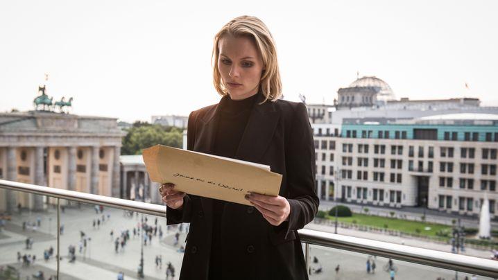 ZDFneo-Serie: Leerer Blick auf die Hauptstadt