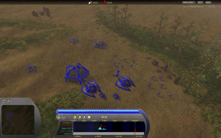 Game Screenshot - Achron