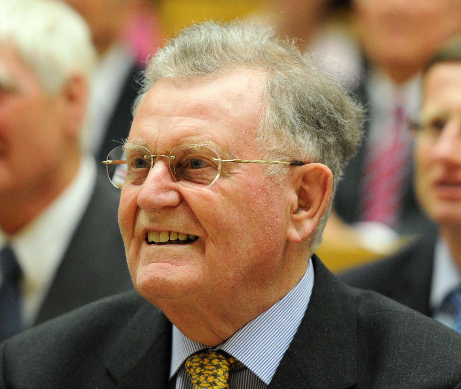 Erwin Teufel