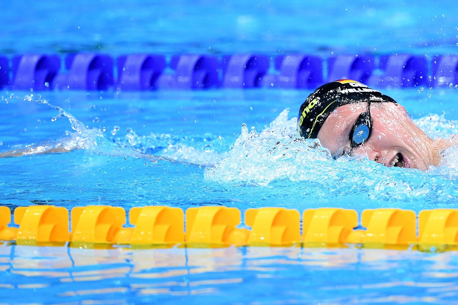 Tokio 2020 - Schwimmen