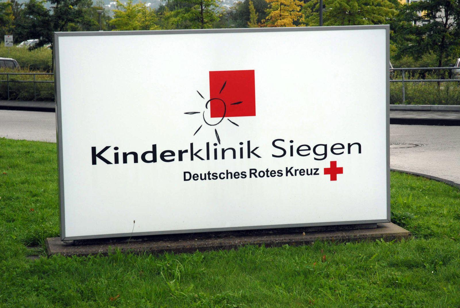 Rätselhafter Tod von drei Frühchen in Kinderklinik Siegen