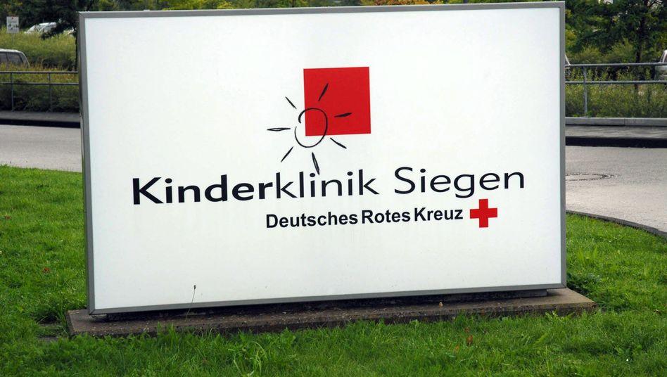 Kinderklinik in Siegen: Drei Säuglinge starben aus bislang unbekannter Ursache