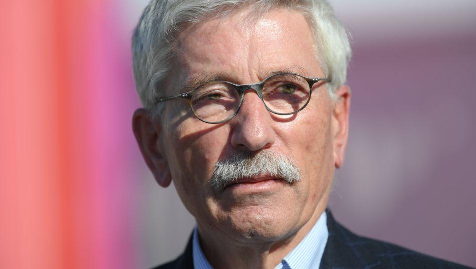 Thilo Sarrazin: Sein Rauswurf aus der SPD ist nun wirksam