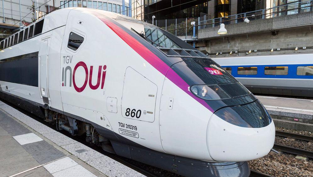 "Neuer Zug-Name: Aus TGV wird ""InOui"""