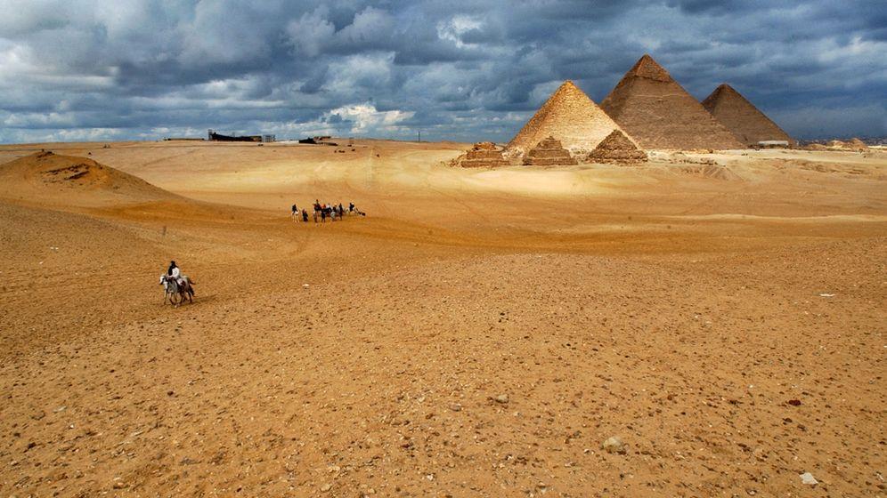 Cheops-Pyramide: Der rätselhafte Schacht