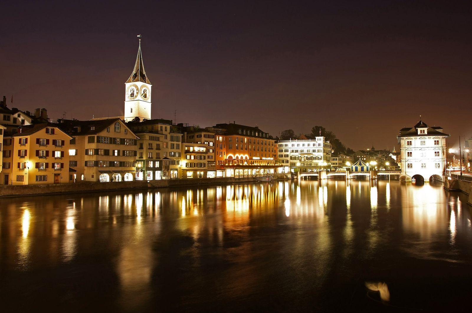 Zürich / Schweiz / Tyler