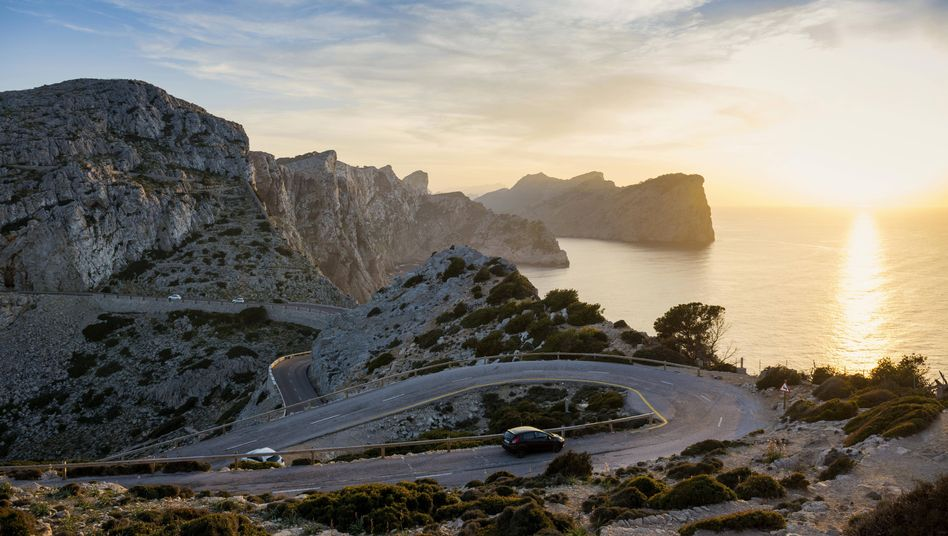 Neues Tempolimit auf Mallorca